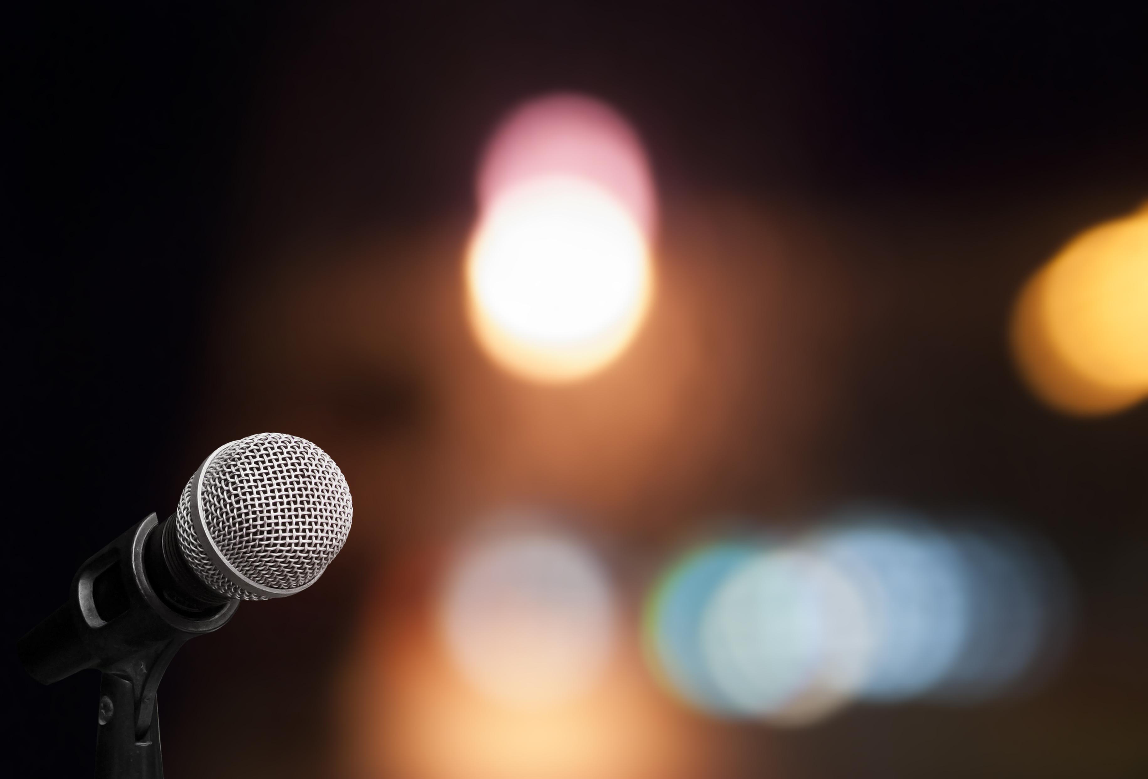 MicrophoneStage